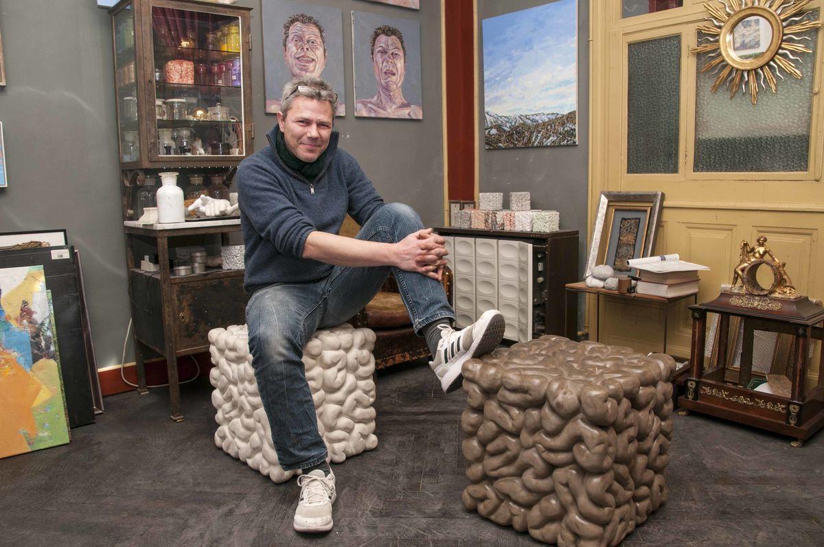 Stephan Ois - Ein absolut vielseitiger Künstler aus Währing - Bezirkszeitung Wien