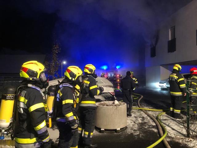Tdlicher Unfall und Flammenmeer in Oststeiermark