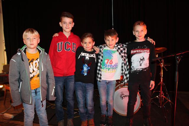 """Session der Wolfsberger Musikschule im """"Container25"""""""