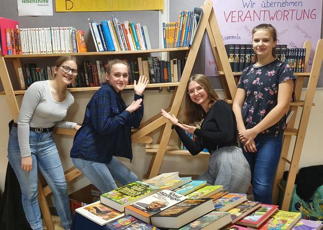 Schüler organisierten schöne Projekte
