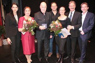 Traditionelles Treffen in Schwaz: Bgm Hans Lintner lud zum