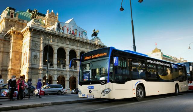 Baden Casino Bus