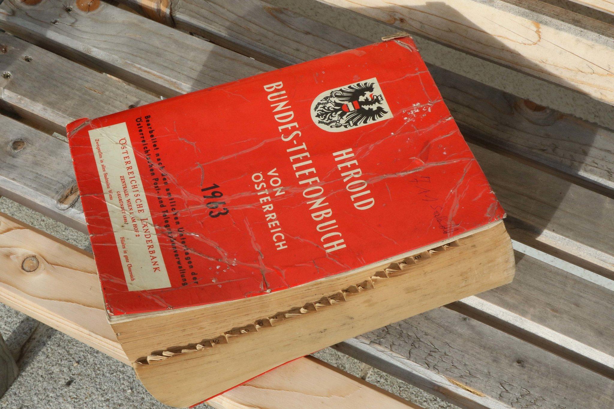 Telefonbuch Oesterreich