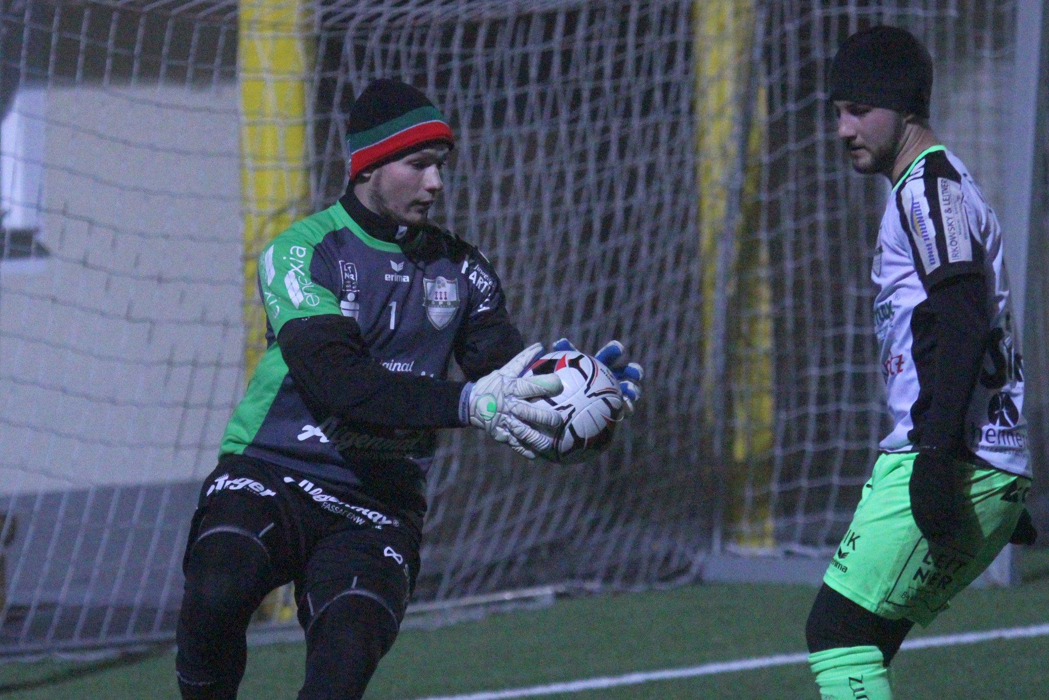Frech aufspielende Riepl-Elf aus Pregarten überzeugt trotz 0:4 gegen SK Vorwärts Steyr.