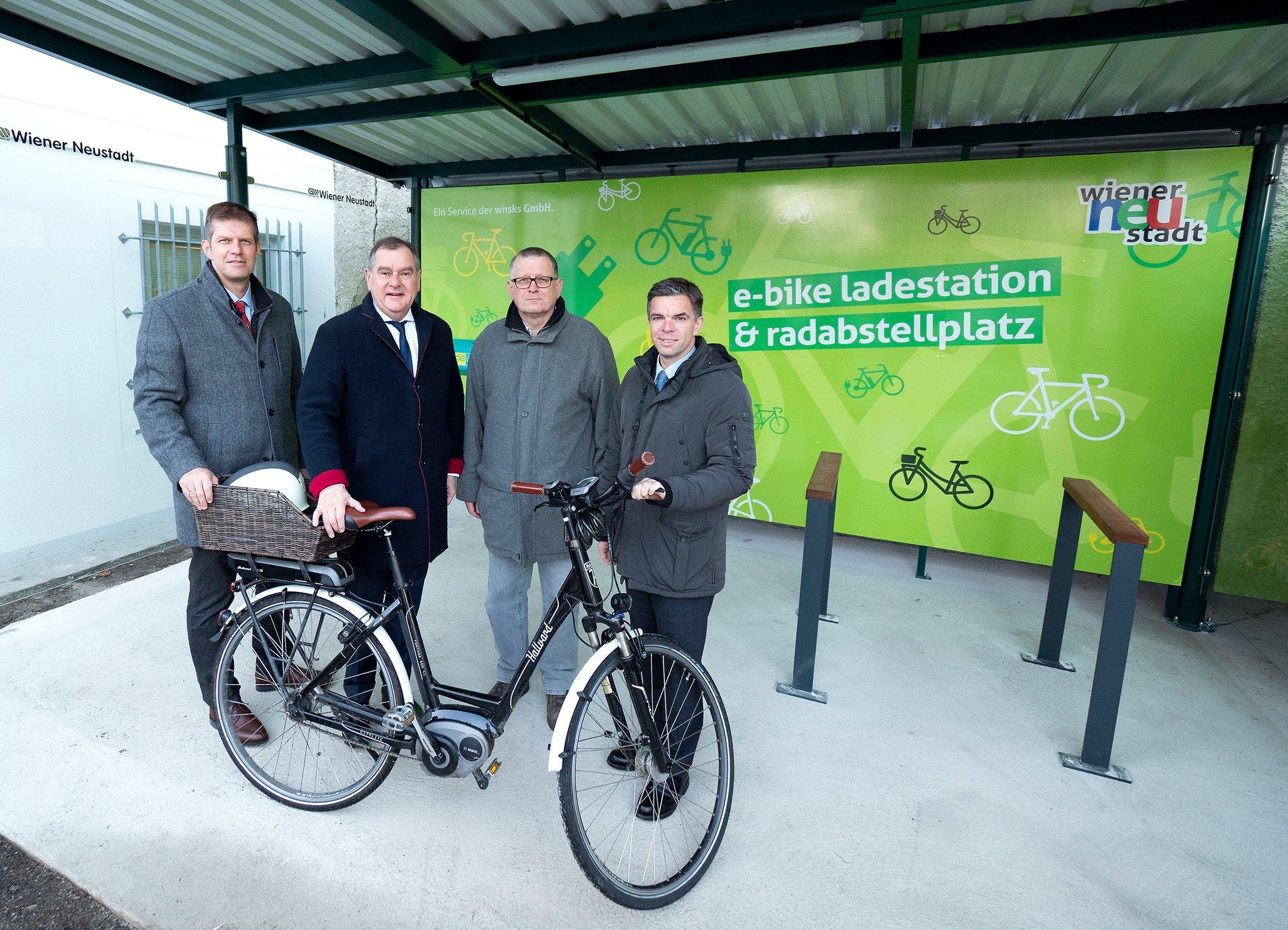Noch im Zuge der Radverkehrsoffensive 2019: Neue Fahrrad