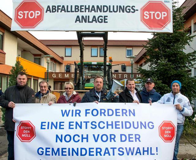 Theresienfeld in Niedersterreich - Thema auf huggology.com