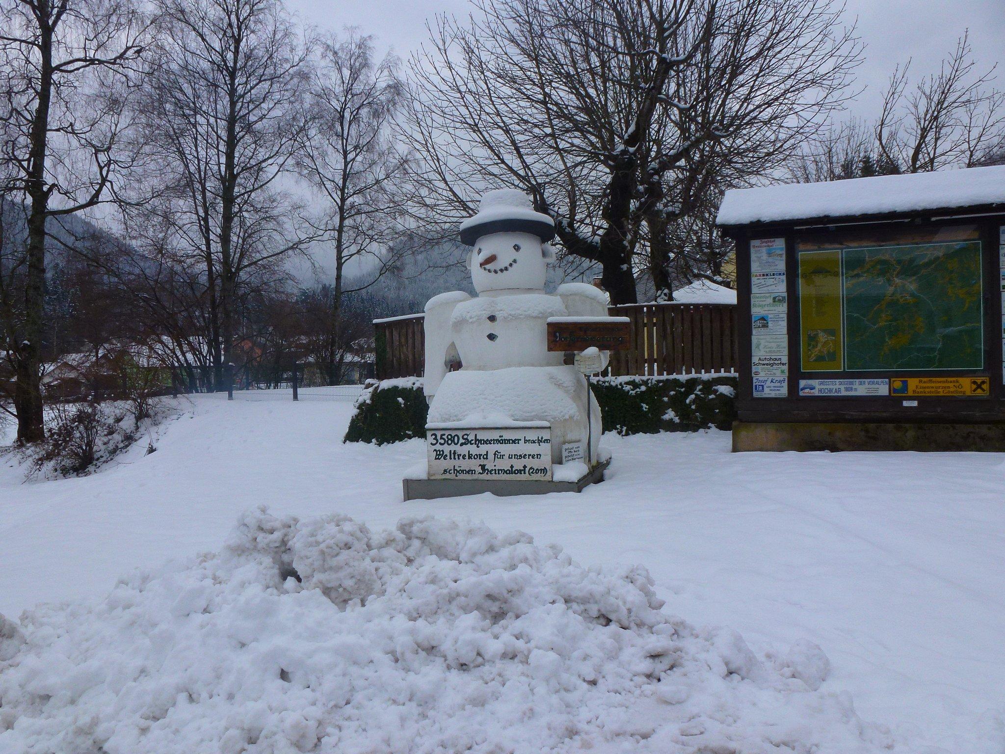 Wo Ist Schnee In österreich