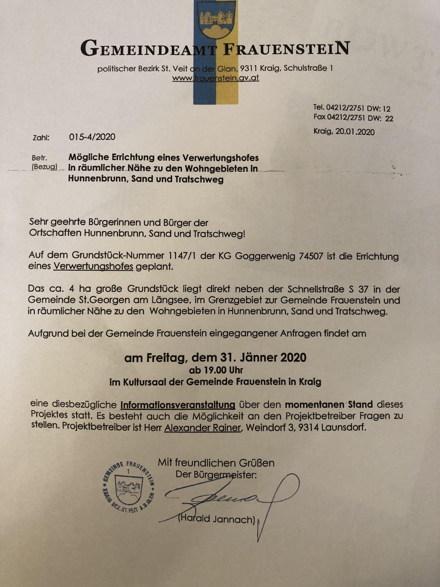 Amtshelfer - Brgerservice - Gemeinde Frauenstein