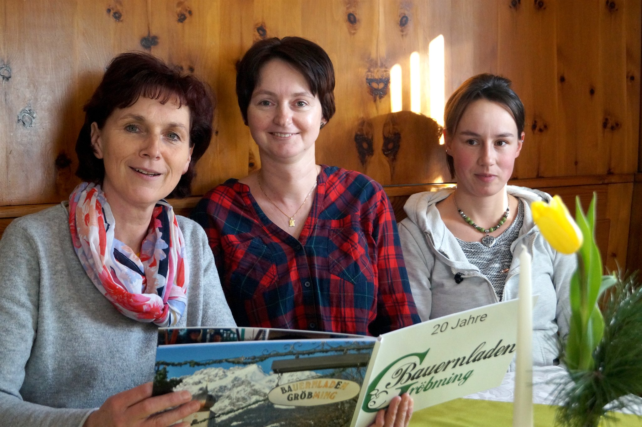 Restaurant - Gasthof Huserl im Wald Mitterberg bei