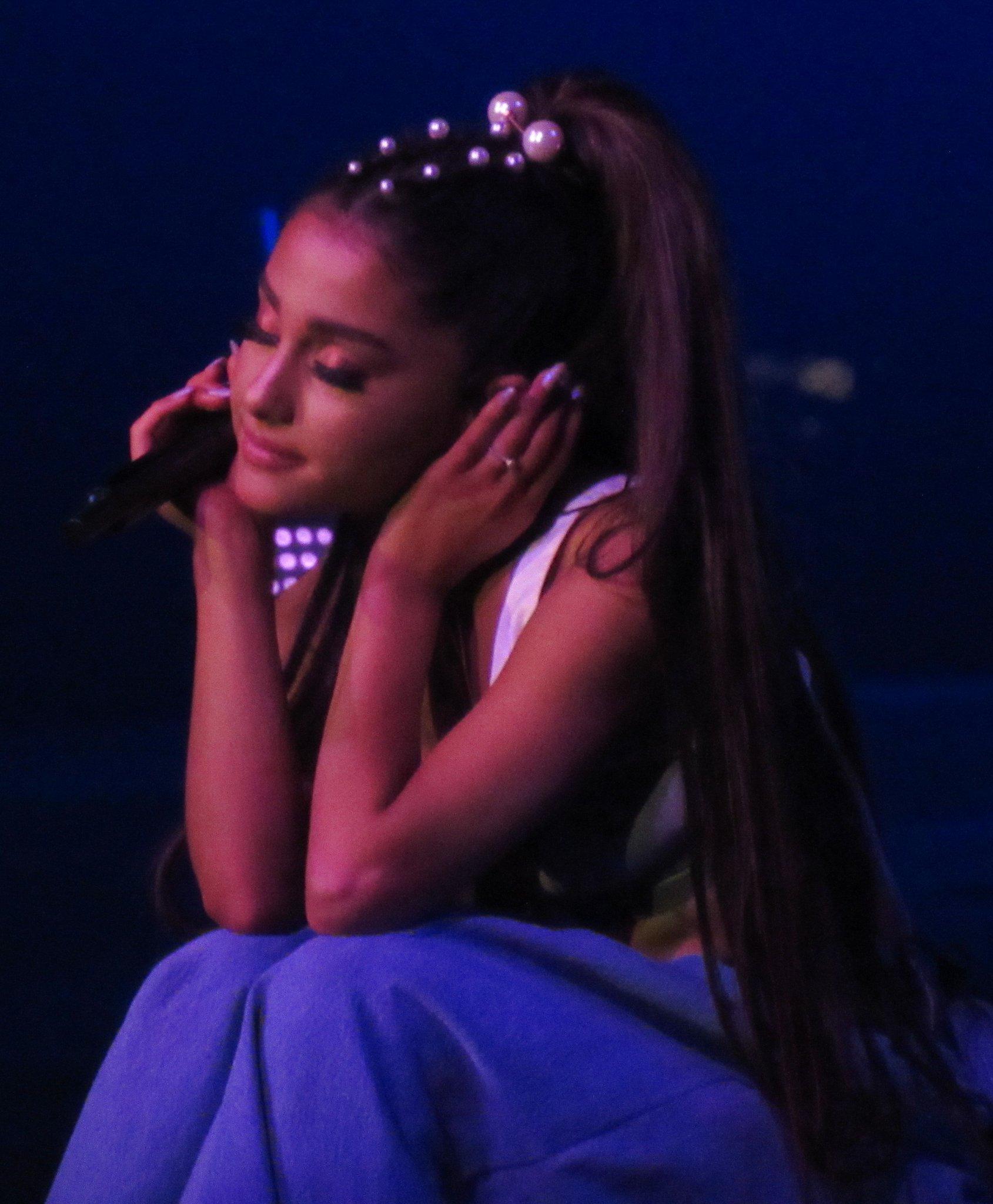 Versuchen Sie nicht Wichse Ariana Grande