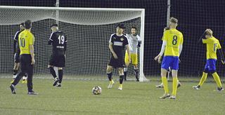 Fuball: Ernchterung bei der 0:6-Niederlage gegen ATSV