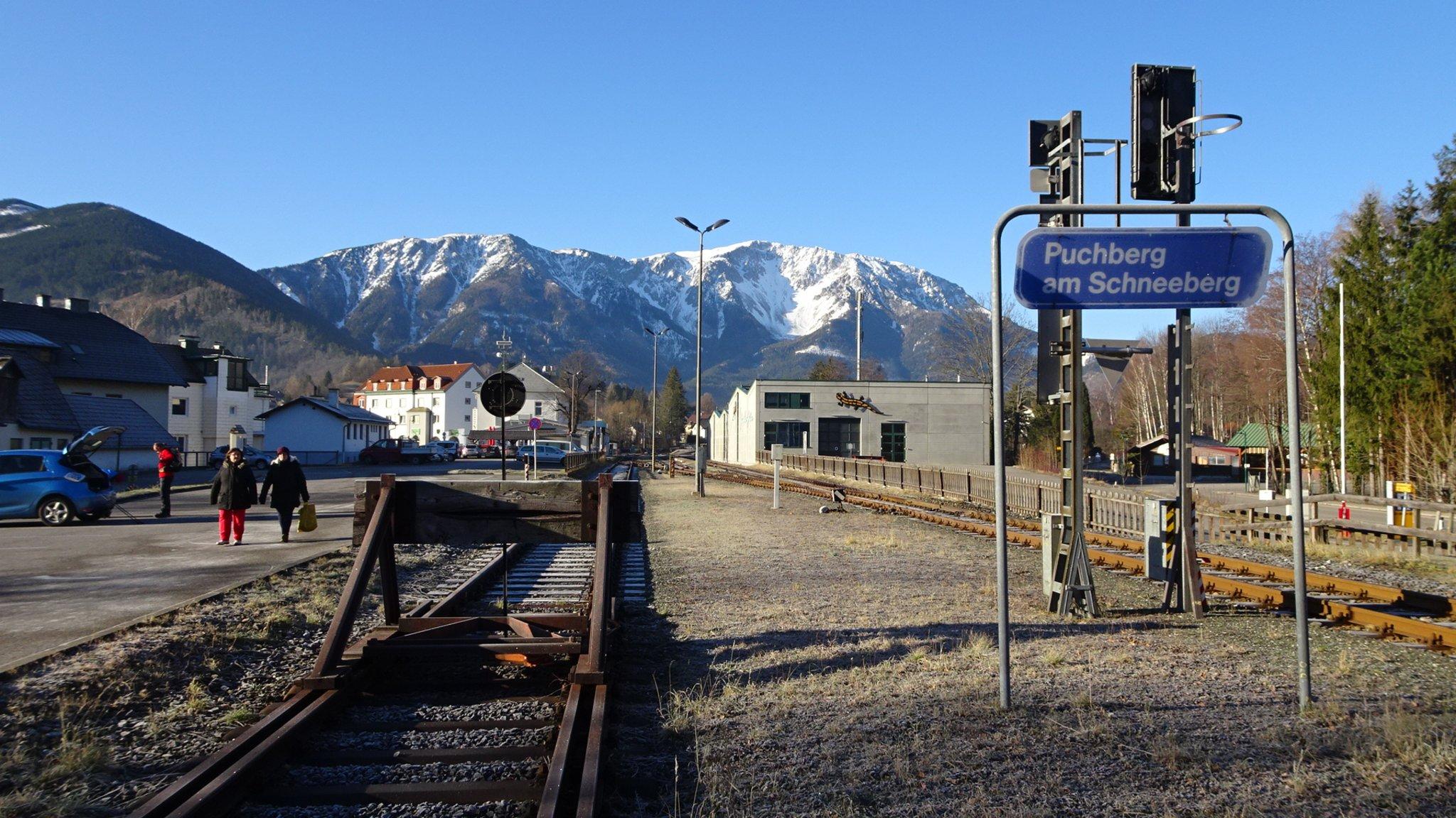 Kontaktanzeigen Puchberg am Schneeberg | Locanto