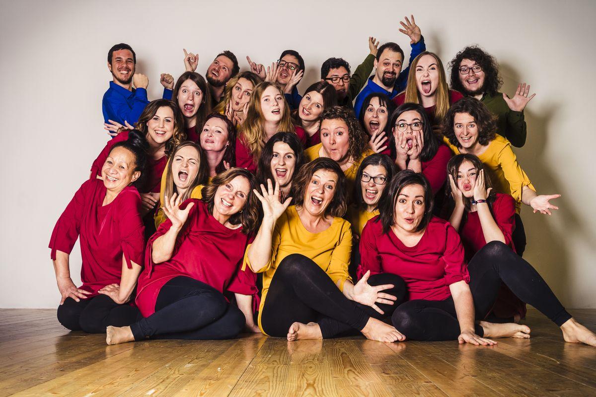 """Zum 20-jährigen Jubiläum hat der Verein chor&more ein buntes Programm vorbereitet: Von Flashmob über das """"Leben.Blasmusik.Festival"""" bis zum Adventauftritt für den guten Zweck."""
