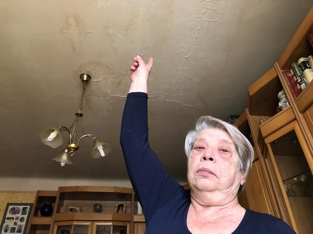 Verzweifelte Mieter: Leben mit einem Dachschaden Ottakring