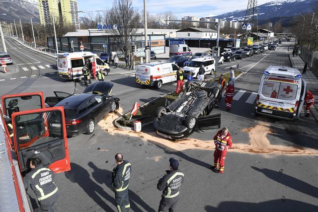 Innsbruck in Innsbruck Thema auf meinbezirk.at