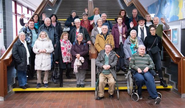 Senioren in Floridsdorf - Thema auf carolinavolksfolks.com