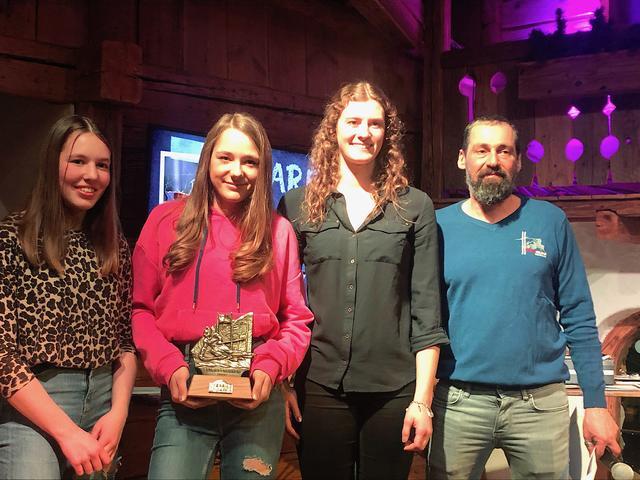 Premiere: Mädchen-Team triumphierte in Waidring