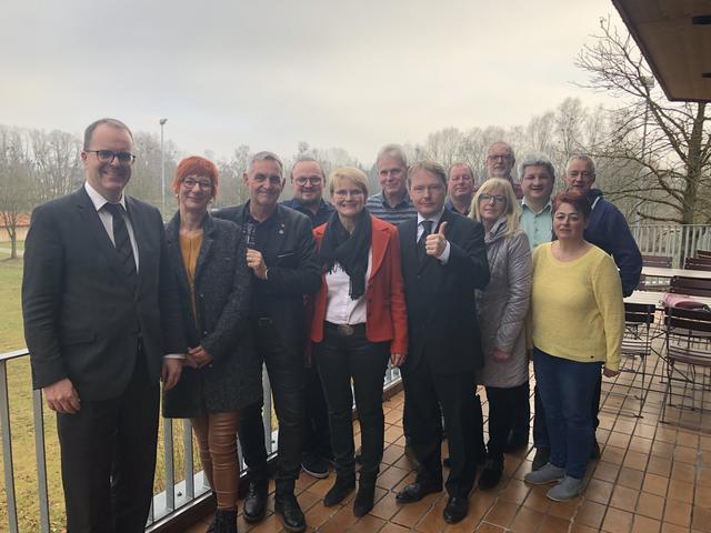 Hauptschule Mnzkirchen: Treffen 60 Jahre nach