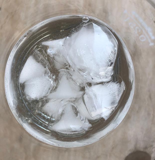 Mit Eiswasser abnehmen