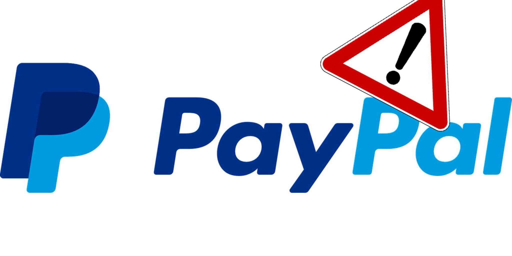 Phishing Melden Paypal