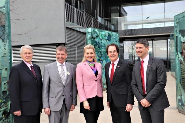 Steirische Ministerin Besuchte Feldkirchen Graz Umgebung
