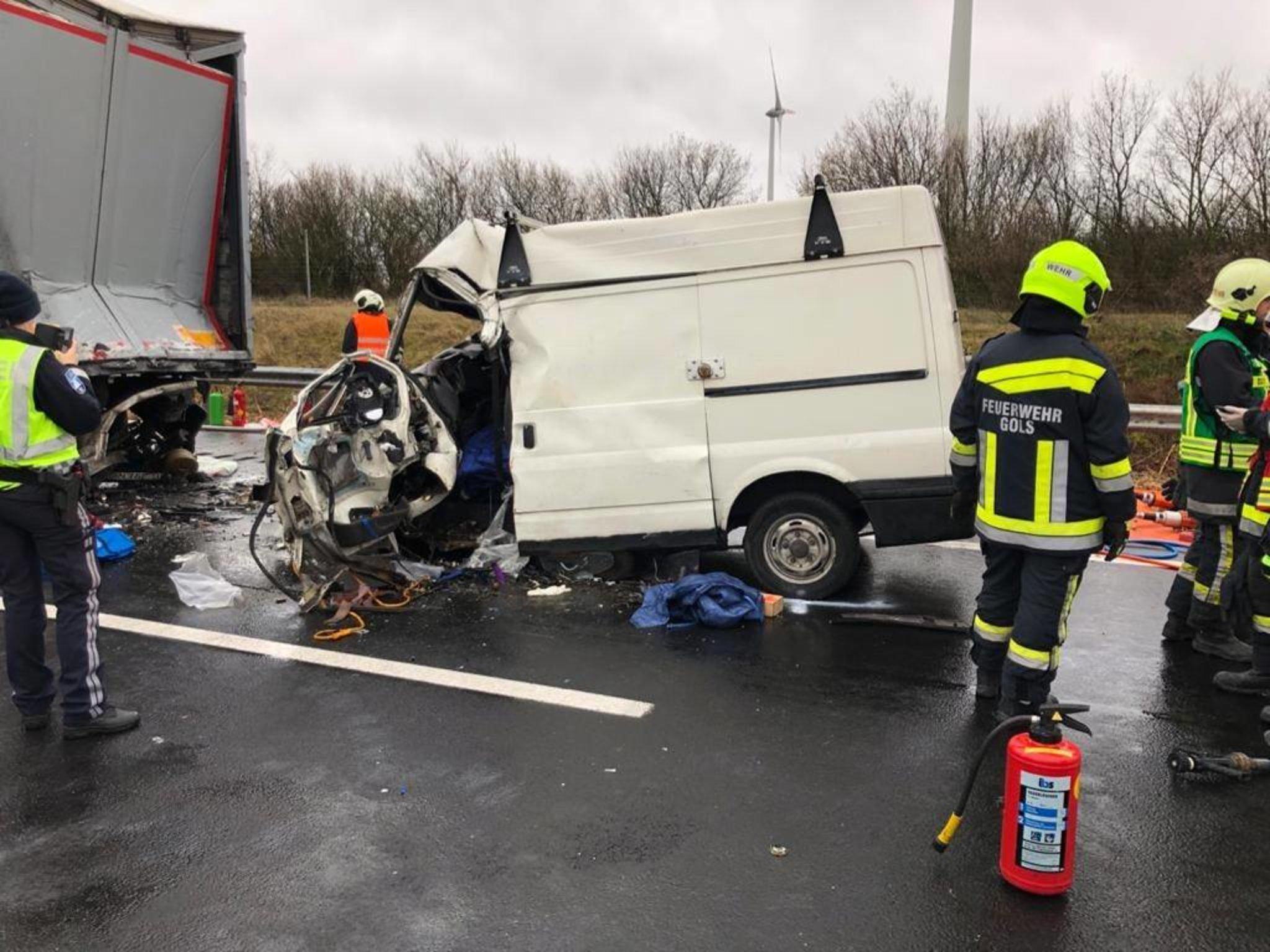 Verkehrsunfall A4 Heute