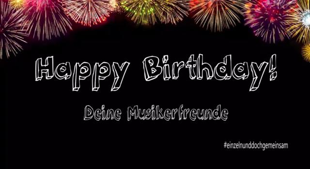Video Zum Geburtstag Festlguide