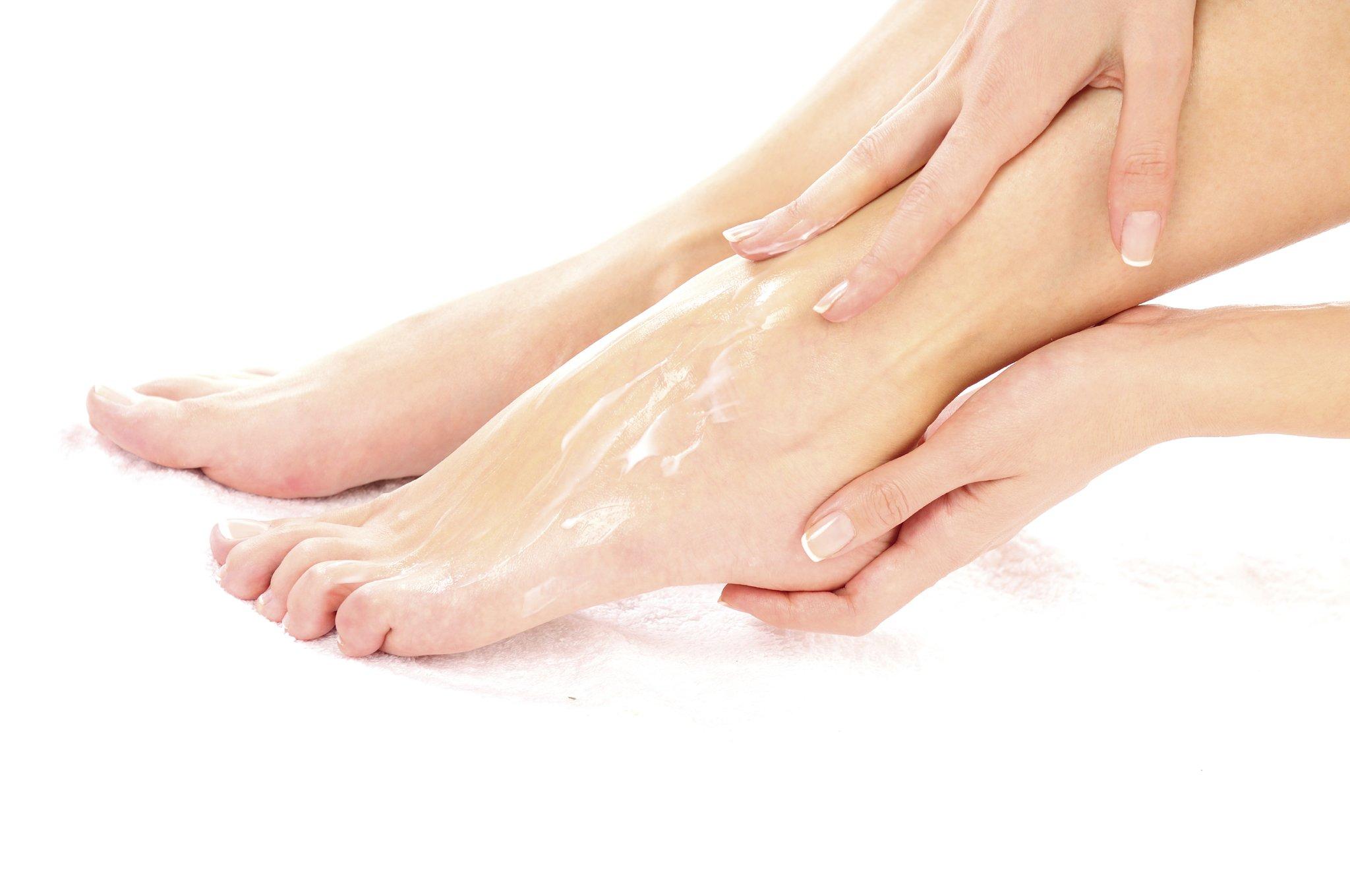 Corona Fußpflege