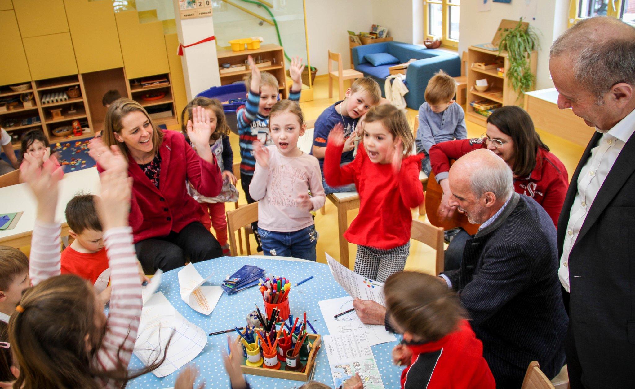 Schule und Kindergarten in der Krise: Elternbeiträge