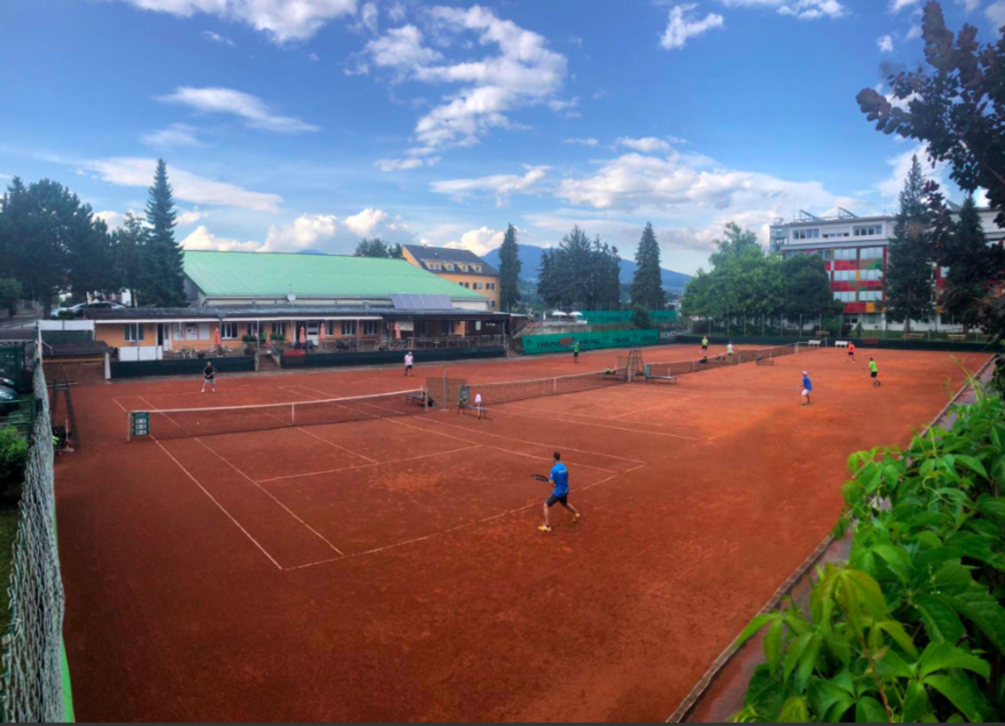 Tennisplätze Berlin