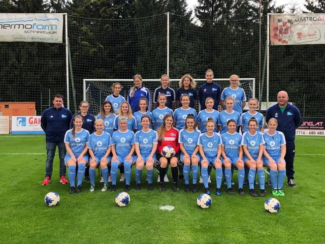 FC Mnzkirchen Damen - Thema auf autogenitrening.com