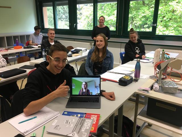 Einblicke: 360 Grad Blick in den Unterricht der HAK