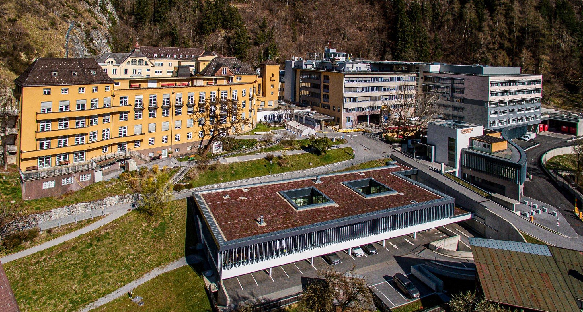 Krankenhaus Zams