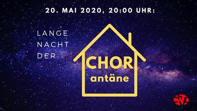 Lange Nach der Chorantäne: Das Chorforum Wien präsentiert sich auf ...