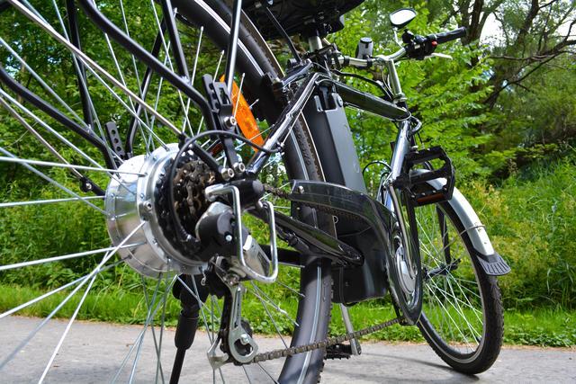 Verein Sicheres Tirol: Erhöhte Unfallgefahren durch E Bike