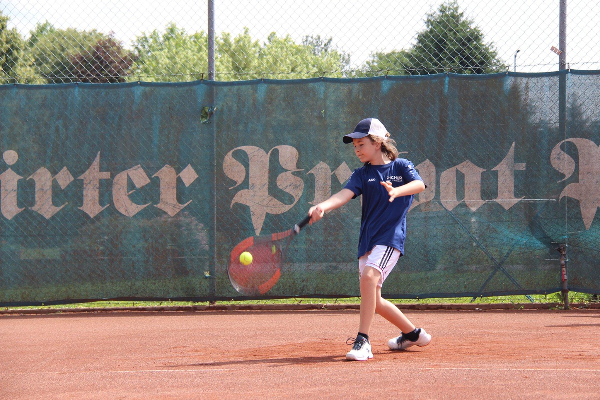 UTC Jennersdorf bietet wieder Tenniskurse an