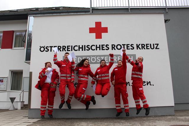 Rotes Kreuz Niedersterreich: Bezirksstelle Gloggnitz: PHTLS