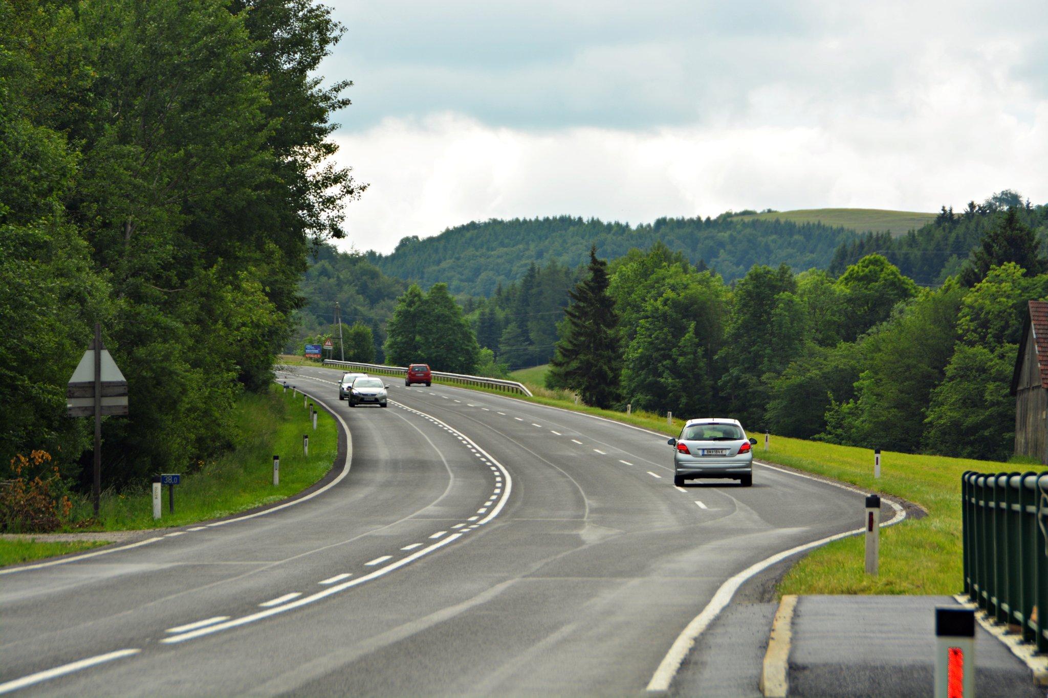 österreich Geschwindigkeit Schätzen