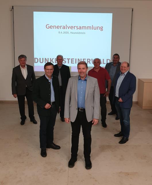 Gem2Go - Marktgemeinde Dunkelsteinerwald - Barrierefrei