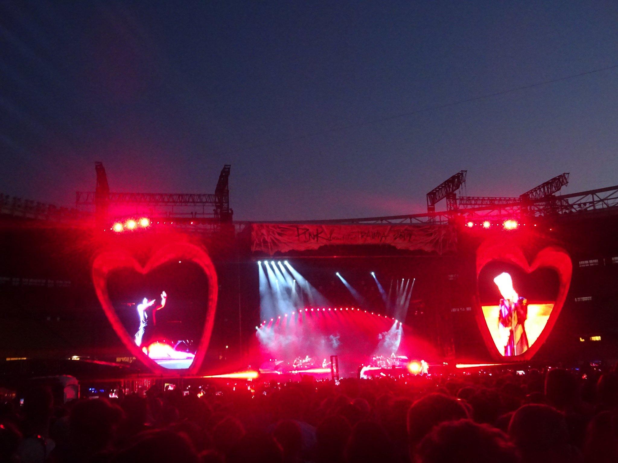 Corona Rotlicht