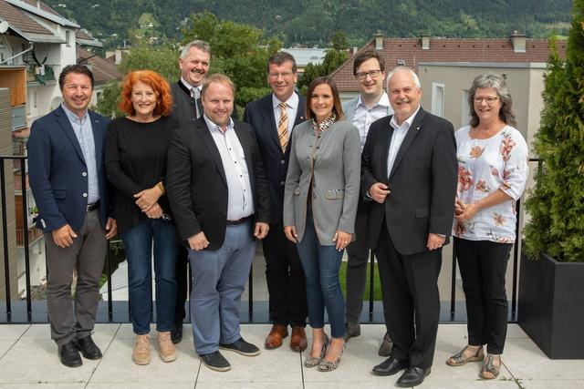 Neue Heimat Tirol Jakob Wolf Weiterhin Der Vorsitzende Im Aufsichtsrat Der Nht Tirol