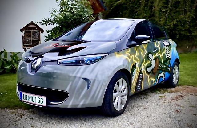 Renault Zoe Thema auf meinbezirk.at