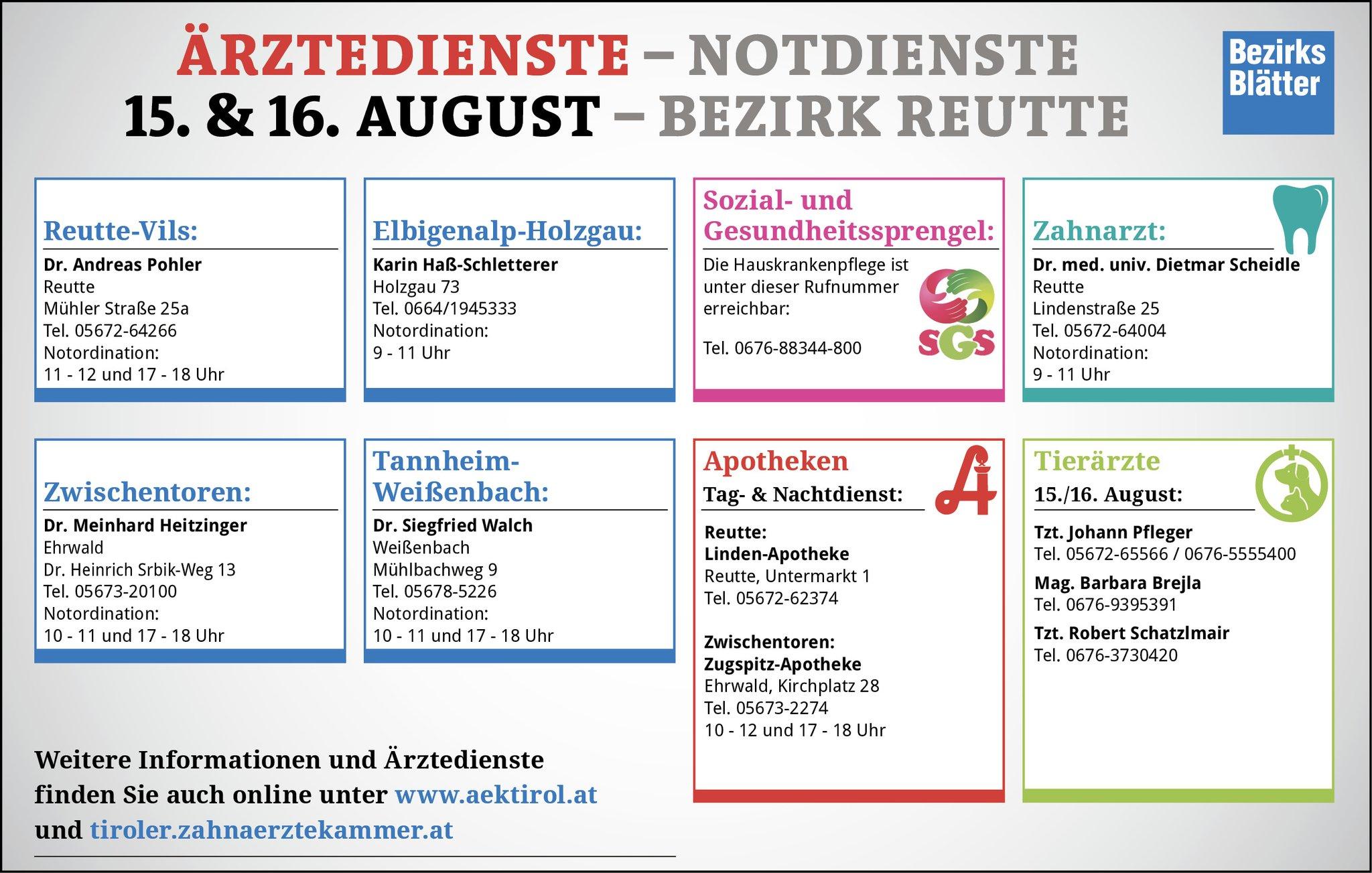 wochenenddienste-sa-so-15-16-08-2020