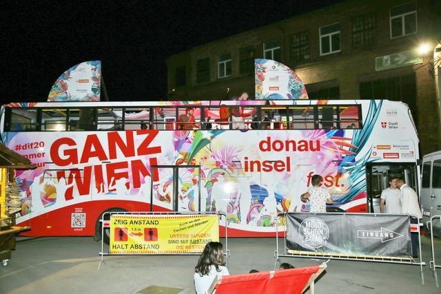 Donauinselfest Thema Auf Meinbezirk At