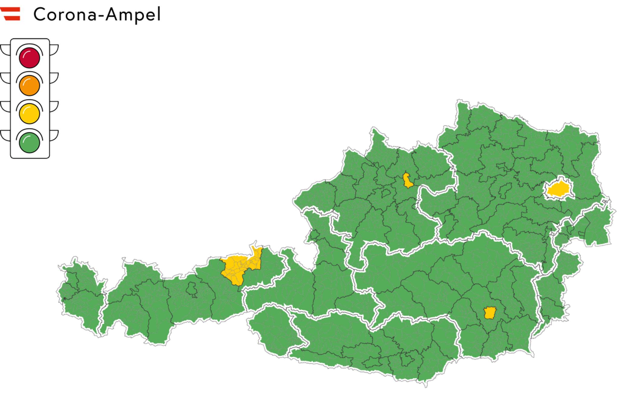 Corona Tirol österreich
