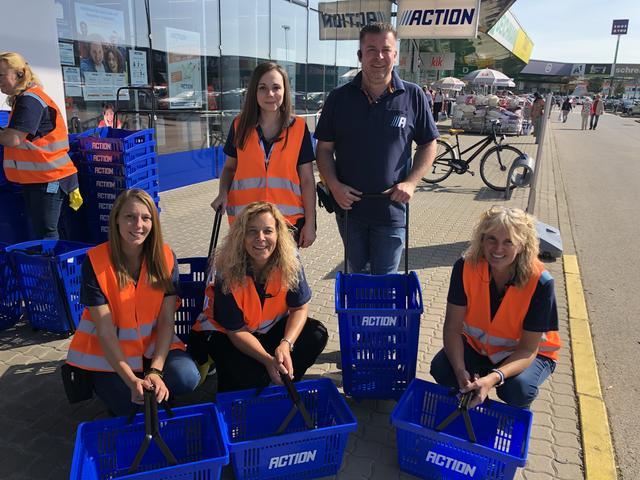 Geschaftseroffnung Neue Action Filiale In M City Mistelbach