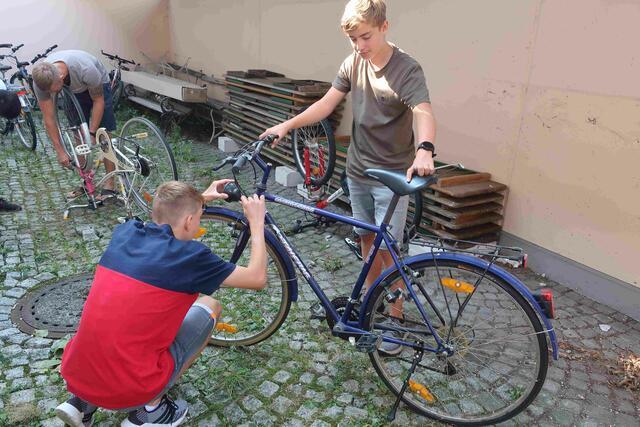 Fahrrad in Grieskirchen & Eferding Thema auf meinbezirk.at