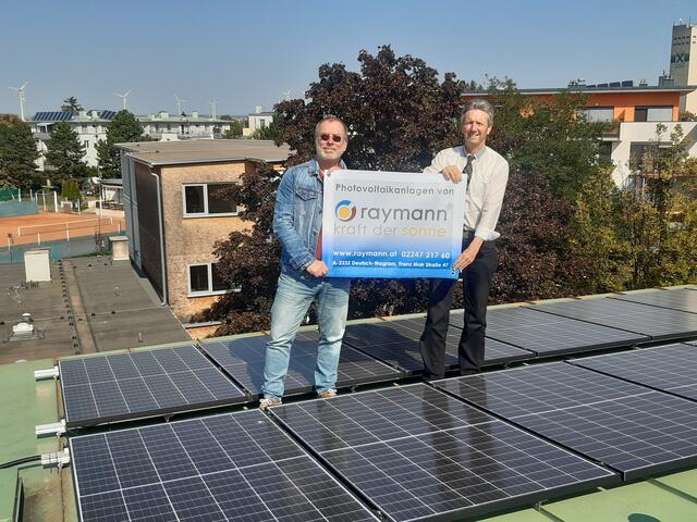 Photovoltaik Thema auf meinbezirk.at