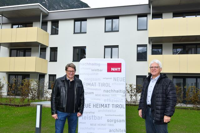 Neue Heimat Thema Auf Meinbezirk At
