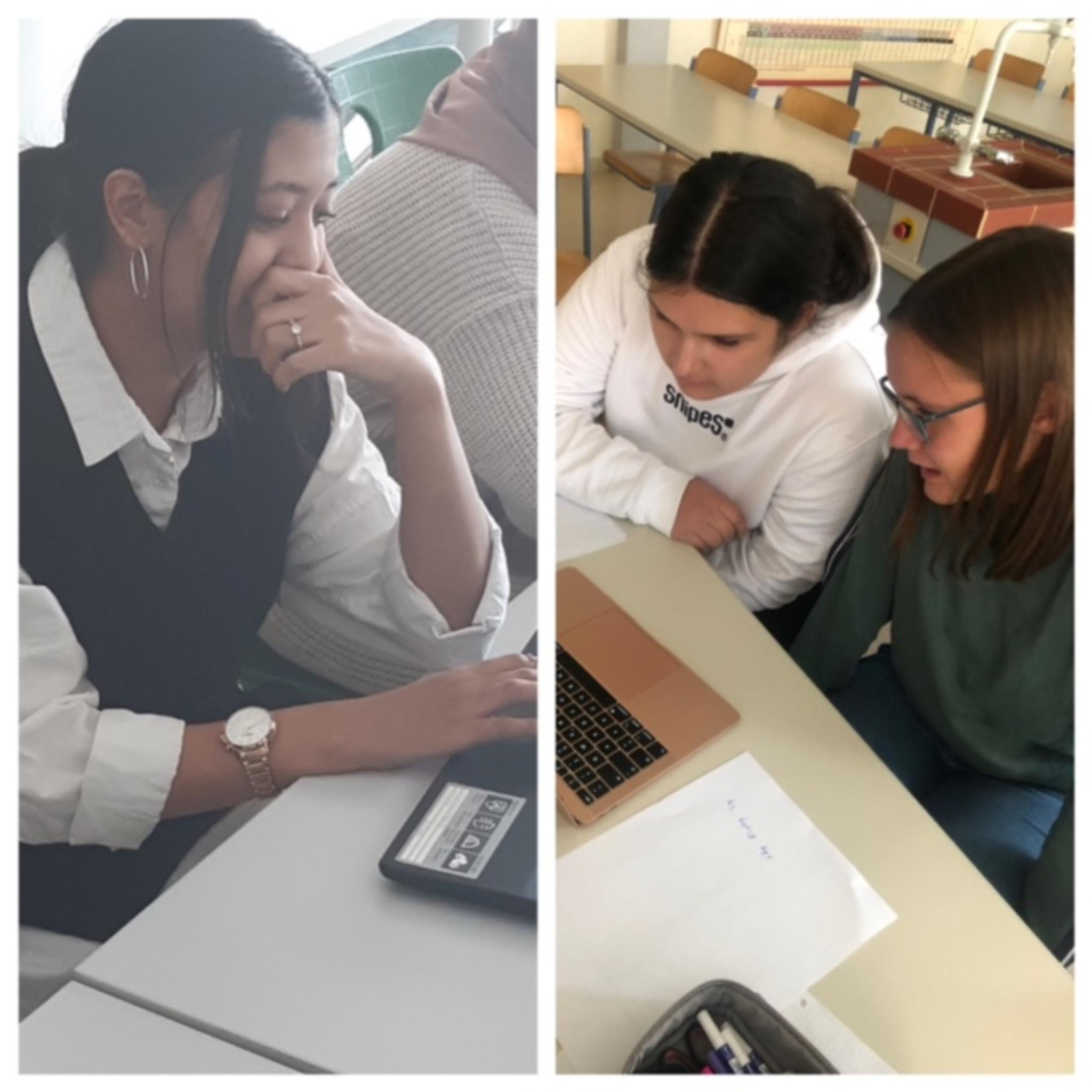 Mittelschule Pottenbrunn: Förderstunde als digitale Kooperation